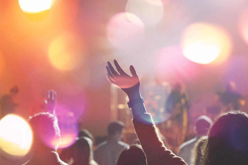 Nuwe Lewe Aanbiddingsentrum - Aanbidding